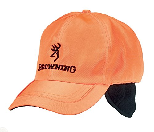 Browning Polar Gorra, Unisex Adulto, Naranja, Talla Única