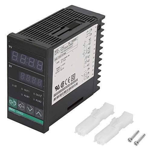 Controlador de temperatura digital, Ch402 Fk02-M * AN-NN Regulador de temperatura inteligente PID para energía eléctrica Moldeo por inyección de...