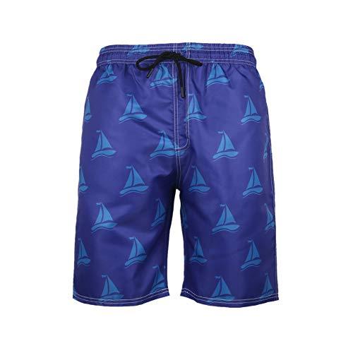 Chickwin 3D bedrukte strandbroek, rechte graffiti, casual, zwemshort voor heren, zomer, casual, maat grappige shorts in vele kleuren