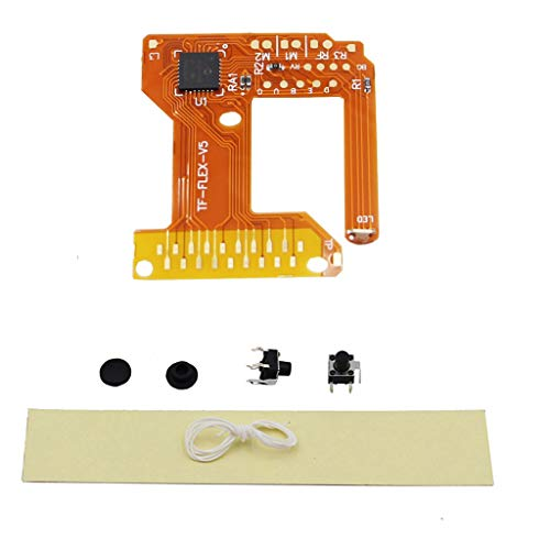 catyrre Rapid Fire-V5 Flex Cable Kits Compatible with Playstation 4 PS4 Game Controller Mod Board