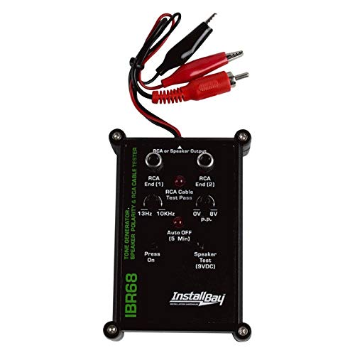 Install Bay - All In One Tester - Retail Pack (IBR68), Display Products