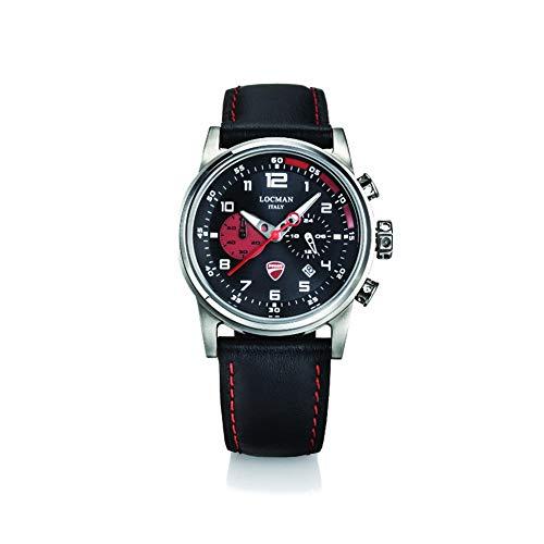 Orologio Locman Ducati d105a01s-00bkrpkr