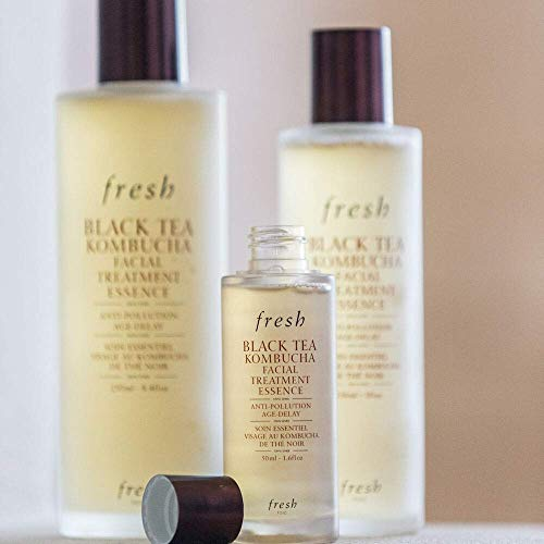 Fresh Black Tea Kombucha Facial Treatment Essence 1.6 oz Travel Size