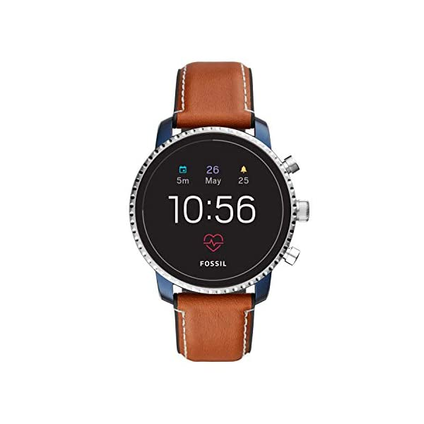 Fossil Herren Smartwatch Explorist HR 4. Generation 1