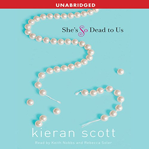 She's So Dead to Us audiobook cover art
