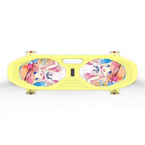 Love your life Komplette Mini-Skateboard 27inch / 23-Zoll-Nette Mädchen-Skateboard