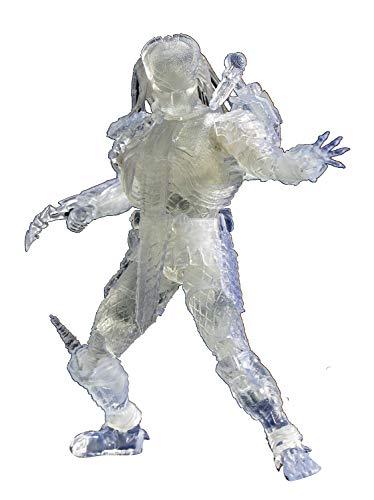 Hiya Toys Alien vs. Predator: Invisible Scar Predator 1:18 Scale Action Figure
