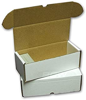 BCW 500 Count Box