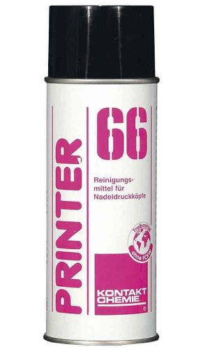 KONTAKT CHEMIE PRINTER 66 Druckerreiniger, 400 ml VE = 1