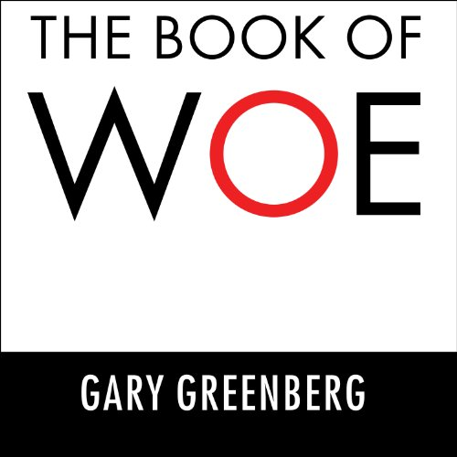The Book of Woe audiobook cover art