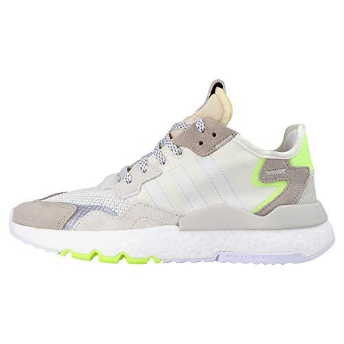 Adidas Nite Jogger W, Zapatos de Escalada para Mujer, Multicolor (Casbla/Ftwbla/Amalre 000), 42 EU