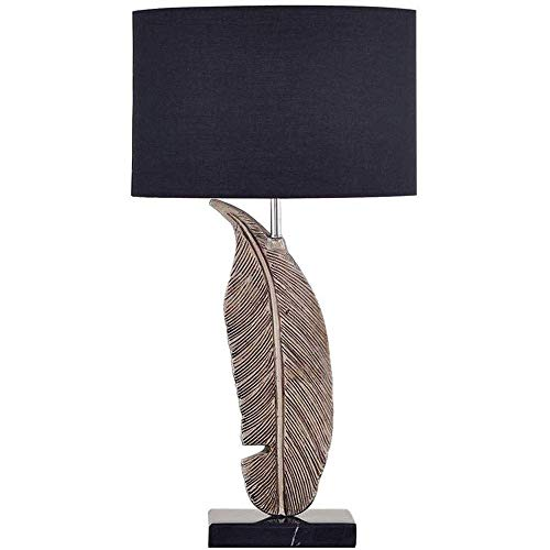 HTL Reading Lamp Decorative Lighting Modern Accent Lamp Dimmable Touch Light with Cylinder Lamp Shade Night Light Nightstand Lamp for Bedroom Living Room Kitchen