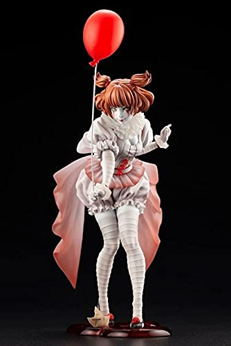 Stephen King'S It : Pennywise (Beautiful Girl Ver.) Figure Statue Multicolor