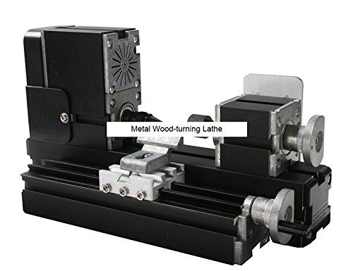 Sale!! TZ20003M 60W Metal Wood-turning Lathe/60W,12000rpm powerful metal wood working lathe