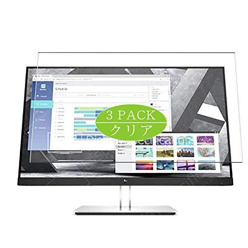 Vaxson Protector de pantalla, compatible con HP E27q G4 QHD 27', protector de película HD [no vidrio templado] película protectora flexible