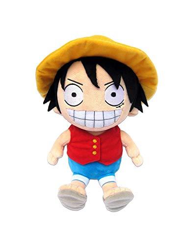 Sakami Merchandise One Piece - Ruffy 25 cm Plüsch Figur
