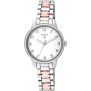 Tous Reloj – Beary SS ESF BCA Brazalete Osos Rosa Ref 000351410