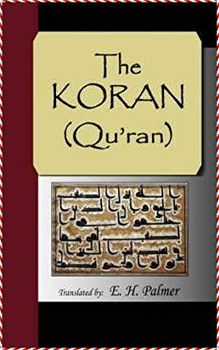 The Quran (Koran), 1st translation - Anonymous [Dover Thrift Editions](annotated) (English Edition)