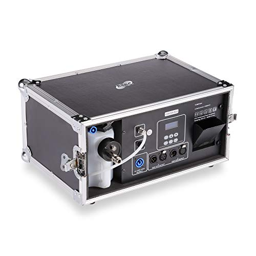 ETEC F1500 Tour Fazer Dunstnebelmaschine Flightcase 1000 Watt Hazer Fog Rauch