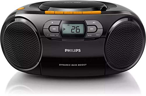 Philips Stereo CD Cassette Playe...