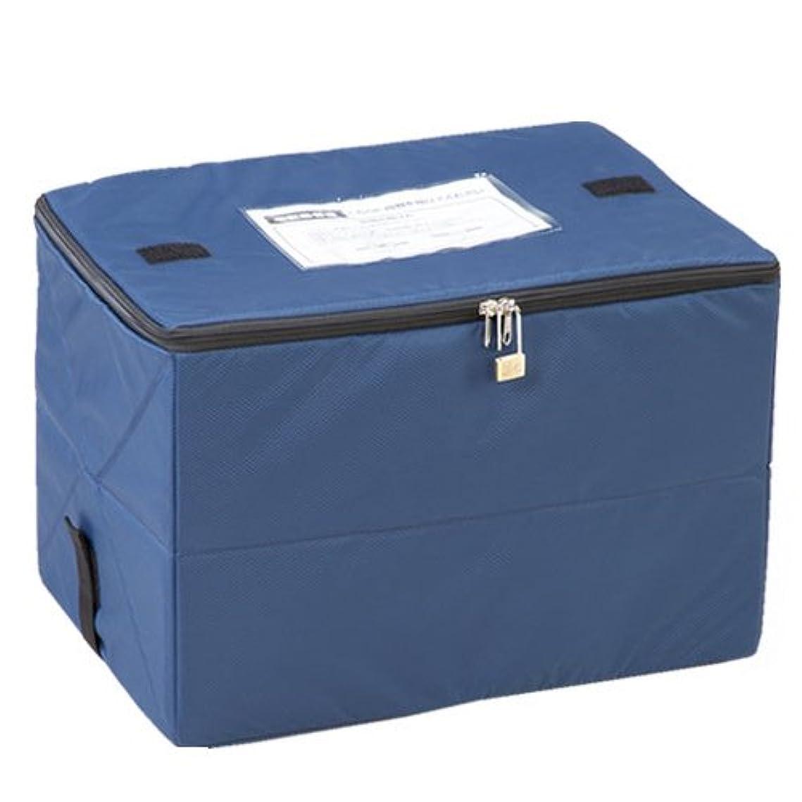 ジム靄オーブンサンワサプライ 簡易宅配ボックス マルチ 52×36.5×5 簡易固定タイプ 0