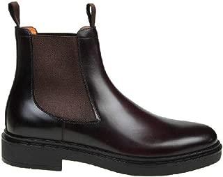 Santoni Luxury Fashion Mens Ankle Boots Summer