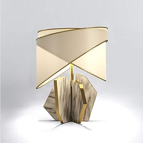 SYyshyin Lámpara geométrica de diseño personalizado modelo de estudio habitación después habitación dormitorio lámpara 38 x 53 cm
