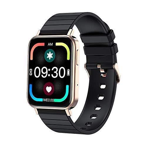 1.6 pulgadas Bluetooth llamada inteligente reloj pulsera IP67 impermeable 240mah batería de litio 30 días de tiempo en espera-1