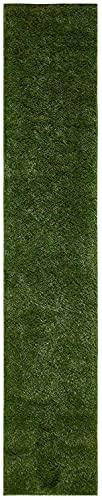 misento Tischläufer 30 x 140 cm Kunstrasen, grün