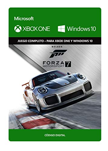 Forza Motorsport 7: Deluxe Edition  | Xbox One/Windows 10 PC - Código de descarga