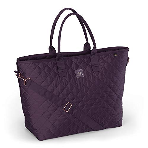 Eskadron Heritage Tasche Glossy Shopper, Shoppingbag, Tragetasche, Umhängetasche Farbe deepberry