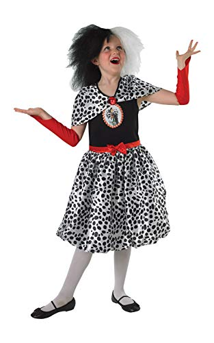 Rubies 885847 9-10 Disney - Disfraz de Disney, para niñas, multicolor