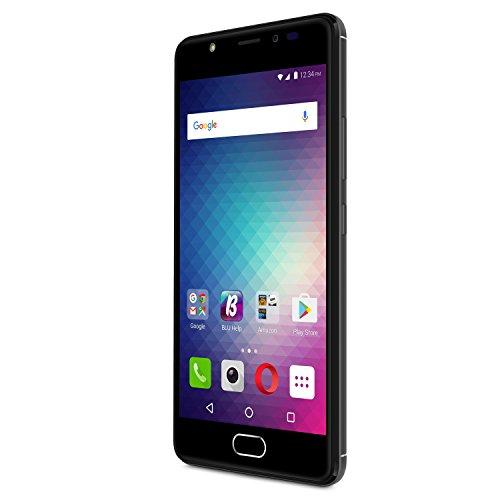 BLU LIFE ONE X2 - 4G LTE Unlocked Smartphone - 64GB+4GB RAM - Grey