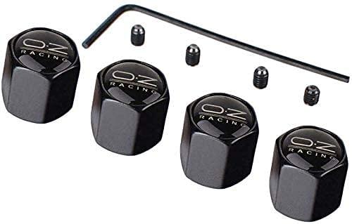 Neumático Automóvil Válvula Tapones Tapas para VW Golf Subaru Impreza Toyota Yaris Ford Fox Mazda 3 Audi R8, Polvo Con Logo Antirrobo Decoración Accesorios