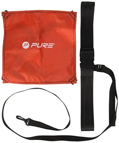 Pure2Improve P2I200210, Cinture di Nuoto Unisex – Adulto, Rosso, Taglia Unica