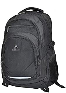 Magellan Casual Backpacks for Unisex - Black