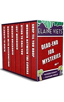 The Dead-End Job Mysteries  Volume 1-7  Dead-End Job Mystery