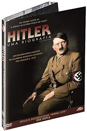 Dvd Hitler - Uma Biografia + Minha Luta