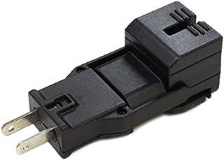 miyoshi co.,ltd 旅人専科 マルチ電源変換アダプタ USBポ-ト付き A BF C O SE対応 ブラック MBA-MLTU