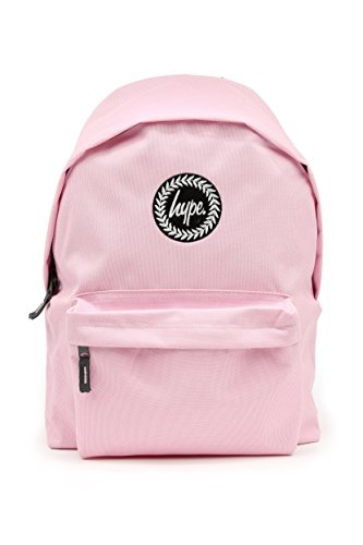 Hype backpack for women and kids , baby pink (Pink) - Hype bag (Plain)