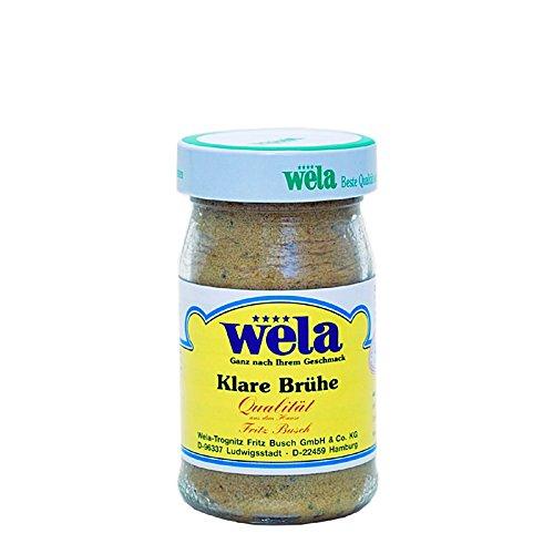 Wela Klare Brühe 1/4 Paste