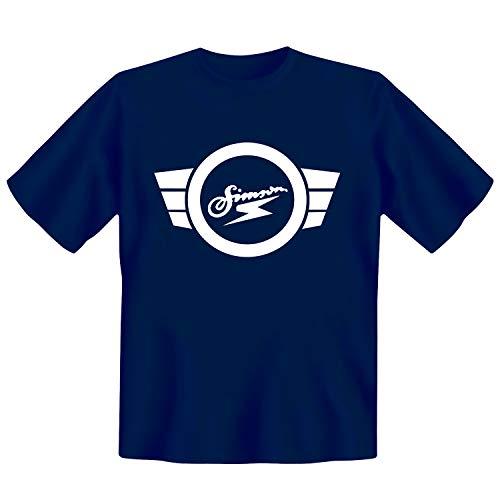 Tshirt Simson dunkelblau - DDR Waren - DDR Traditionsprodukte - Ostalgie