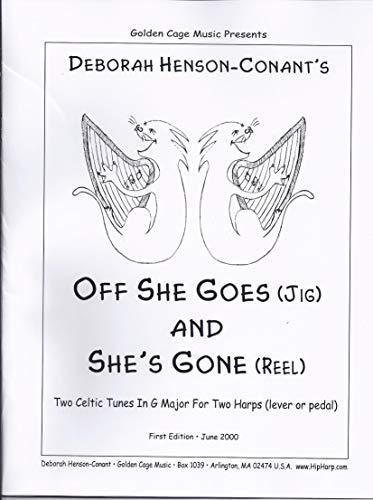 Off she Goes & She's Gone