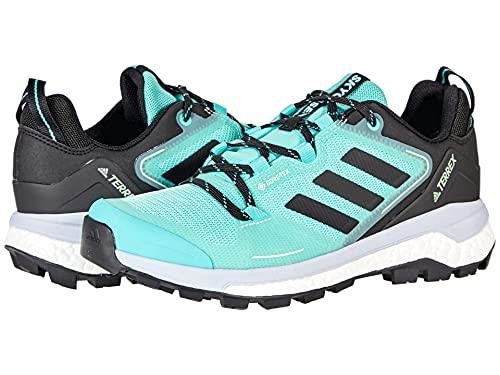 adidas Terrex Skychaser 2 Gore-TEX Shoes Acid Mint/Core Black/Halo Silver 8 B (M)
