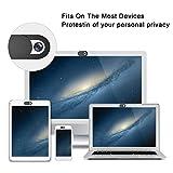Immagine 2 itme 6 pezzi webcam cover