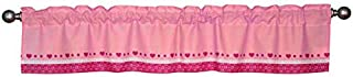 Lambs & Ivy Ballerina Window Valance, Hello Kitty (Discontinued by Manufacturer)