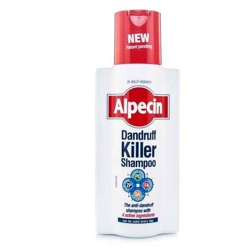 Alpecin - Dandruff Killer, Shampoo anti-forfora, 250 ml