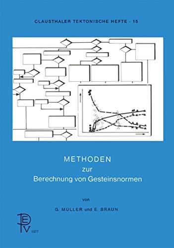Methoden zur Berechnung von Gesteinsnormen (Clausthaler