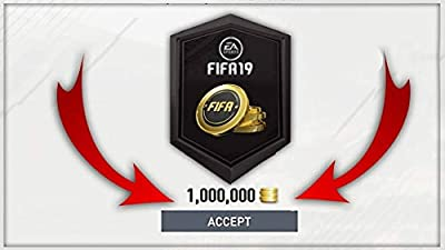 Fifa 19 Ps4 - 1 Million Coins