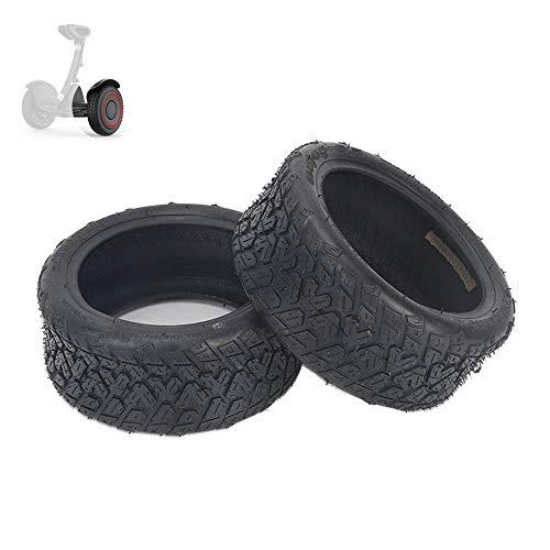 Neumáticos de Scooter eléctrico, neumáticos de vacío para Todo Terreno 85/65-6,5, ensanchados, Antideslizantes y Resistentes al Desgaste, adecuados para reemplazo de Balance Cartire, Seguro y cómod